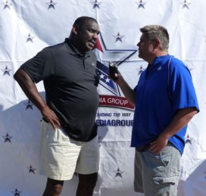 EY interviewing Super Champion Doug Williams v1